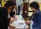 Eleitor tem 60 dias para justificar ausência na votação de hoje - Ana Branco/Agência O Globo