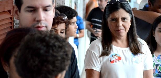 Roseana vota no MA - Beto Macario/UOL