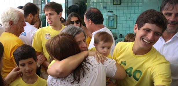 Família Campos vai às urnas - Clélio Tomaz/ Frame/ Estadão Conteúdo