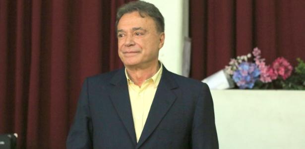 O senador Alvaro Dias, eleito para seu quarto mandato pelo Estado do Paraná