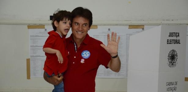 Atual vice-governador, Robinson Faria venceu o presidente da Câmara, Henrique Alves