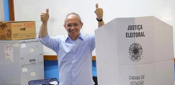 Paulo Hartung (PMDB) é eleito no ES - Reprodução/Facebook