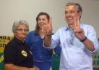 Em 2º nas pesquisas, Eduardo Amorim (PSC) vota em Itabaiana - Divulgação/Facebook
