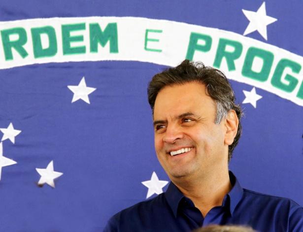 O candidato do PSDB à Presidência da República, Aécio Neves, ultrapassou a candidata Marina Silva e estará no segundo turno das eleiçõe