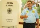 Candidato do PSDB ao Senado, Rogério Salles vota em escola de Rondonópolis - Divulgação