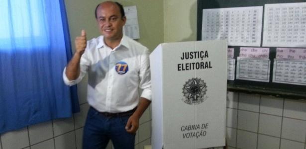 Sandoval Cardoso (SD) foi candidato a reeleição em 2014