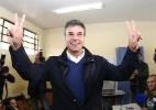Reeleito, Beto Richa critica herança e promete enxugar a máquina no PR - Geraldo Bubniak/AE
