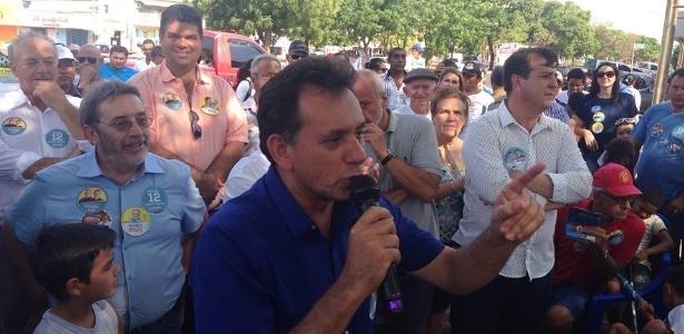 21.set.2014 - O deputado federal Nilson Leitão (PSDB)