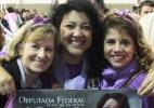 Christiane Yared (PTN) foi a deputada federal mais votada no Paraná - Reprodução/Facebook