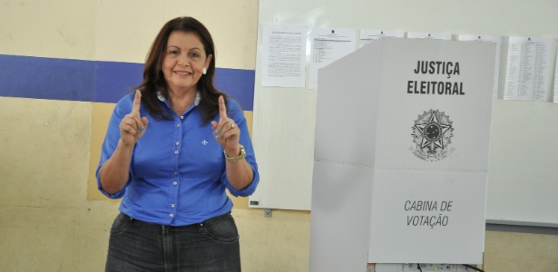 Suely derrotou o atual governador do Estado após entrar na disputa a uma semana do primeiro turno