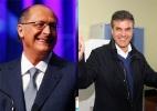 Só SP, PR, SC e SE reelegem seus governadores no 1º turno - Fábio Braga/Folhapress, Divulgação e João Weber/UOL