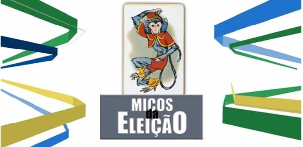 Blogueiros elegem os 'micos' da eleição - Arte/ UOL