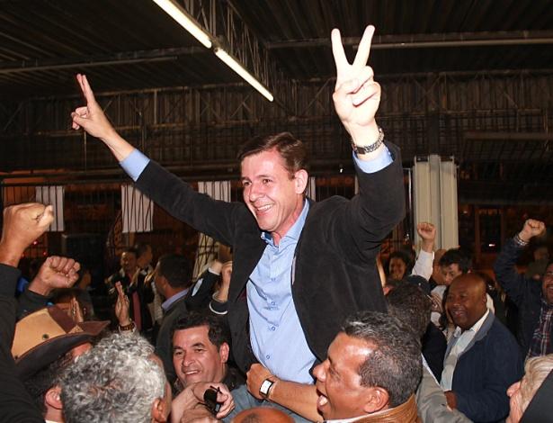 O deputado estadual Orlando Morando (PSDB) recebeu 237.020 votos (1,16% do total) e foi o terceiro mais votado de São Paulo em 2014. Este será o seu quarto mandato consecutivo na Assembleia Legislativa do Estado. Em 2010, ele foi o 14º mais votado, com mais de 138 mil votos
