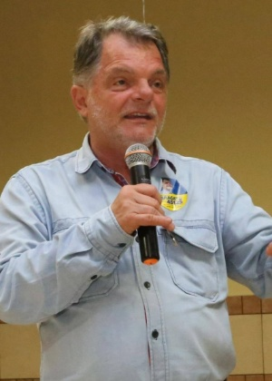 O tucano Mauro Bragato foi o décimo deputado estadual mais votado em São Paulo em 2014 - Divulgação
