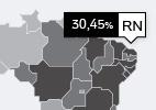 Alto índice de votos inválidos no RN e em AL foi resposta do eleitor - UOL Arte