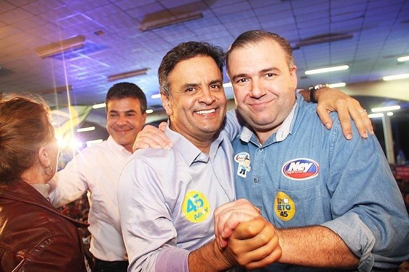 7.out.2014 - Com 71.470, Ney Leprevost (PSD) obteve a sexta maior votação entre os candidatos eleitos para a Alep (Assembleia Legislativa do Paraná. O desempenho individual de Leprevost representa 1,2% do total de votos válidos no Estado
