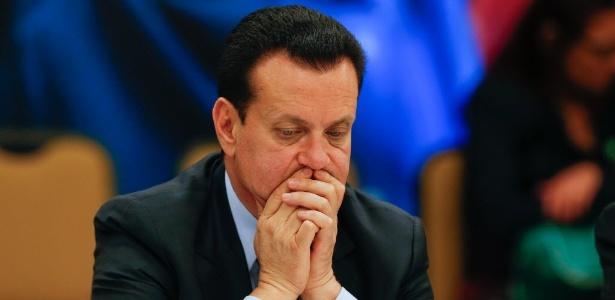 Gilberto Kassab, líder do PSD, que estuda abandonar o governo Dilma