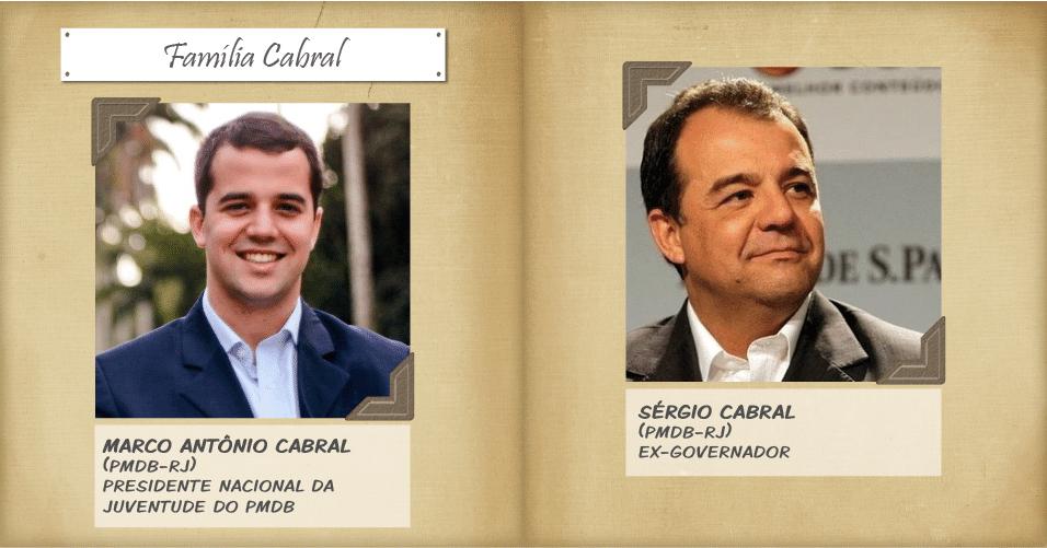 Marco Antônio Cabral (PMDB), filho do ex-governador do Rio de Janeiro Sérgio Cabral, não conseguiu se eleger deputado federal pelo Estado, apesar dos 119.584 votos