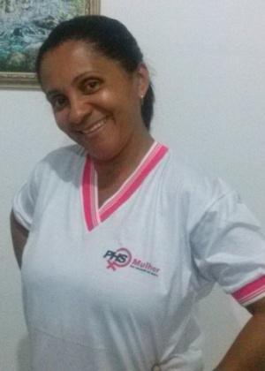 A diarista Selma Maria Lima da Silva, 49, candidata pelo PHS, teve um voto durante as eleições deste ano - e não foi o dela