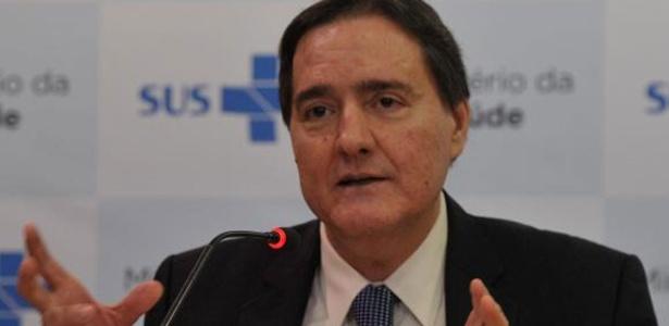 Jarbas Barbosa, diretor-presidente da Anvisa, diz que medicamentos não são seguros