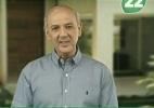 Na TV, Frejat usa Arruda de cabo eleitoral e ataca Rollemberg - Reprodução
