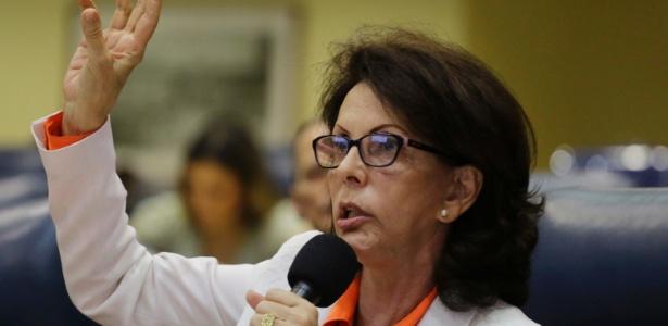 Dilma Pena, presidente da Sabesp
