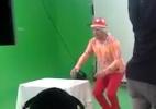 Tiririca grava vídeo de apoio a Frejat, candidato ao governo do DF; assista - Reprodução de vídeo