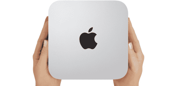 Mac Mini da Apple, que custa de R$ 3.850 a R$ 7.350 - Divulgação