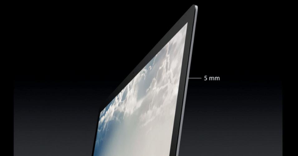 Apple apresentou também o iMac com display de Retina