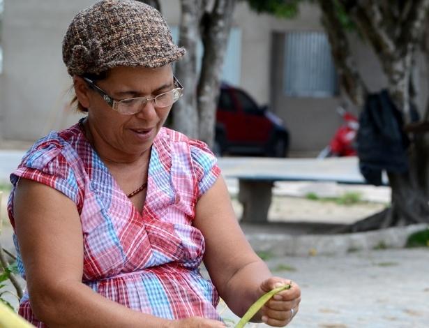 Maria Helena Ferreira, 57, mora em São José da Tapera (AL) e vota em Aécio porque acha a alternância de poder importante e não teme perder o Bolsa Família