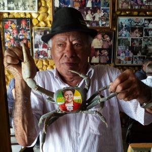 Guaiamum faz campanha para Dilma no Nordeste - Leandro Prazeres/UOL