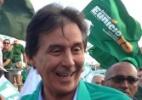 Candidato ao governo do Ceará, Eunício Oliveira (PMDB) declara voto em Dilma - Reprodução/ Twitter
