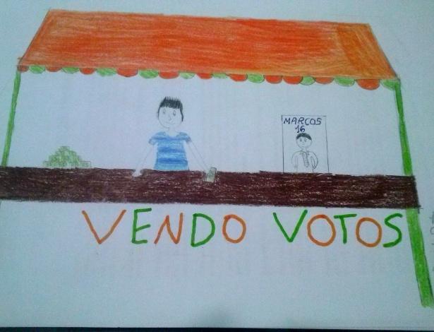 Centro Educacional Santa Mônica, unidade santa cruz; eleições 2014