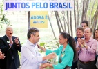 Divulgação/Campanha de Aécio Neves