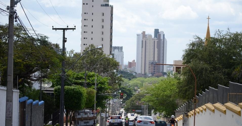 """24.out.2014 - Campina Grande (PB) é conhecida como a """"São Paulo do Nordeste"""" e se destaca pelo desenvolvimento entre outras cidades da região"""