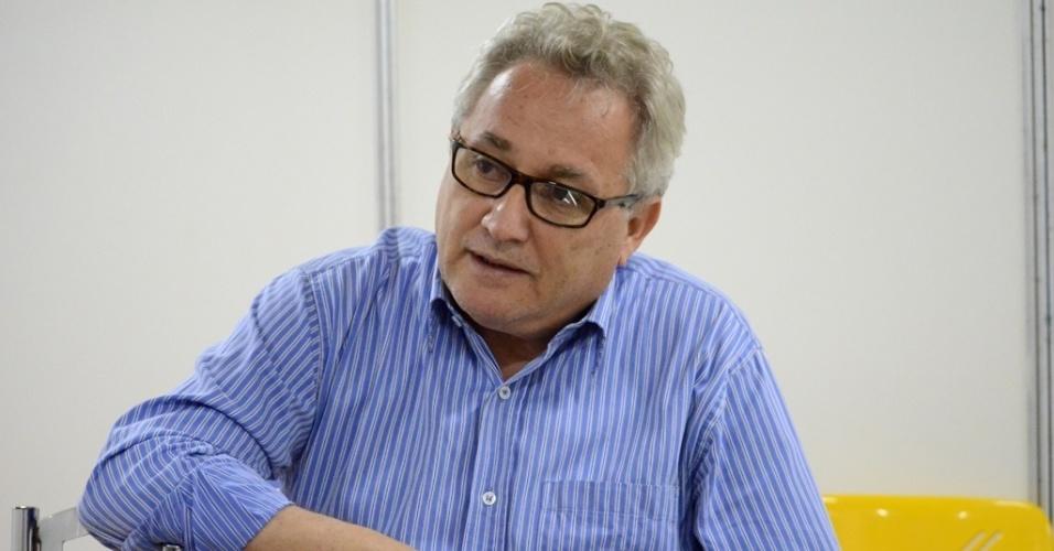 24.out.2014 - Secretário Municipal de Administração, Roberto Loureiro destaca ligação de Campina Grande (PB) com a educação. A cidade tem cerca de 20 mil universitários, 5% de sua população