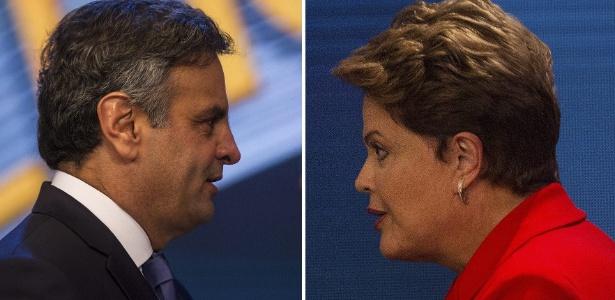 Aécio Neves e Dilma Rousseff podem reeditar disputa, agora por vaga no Senado