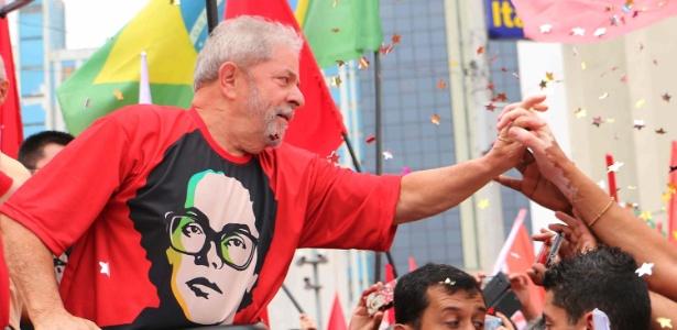 Lula diz que irá processar a revista 'Veja' - Rocha Lobo/Futura Press/Estadão Conteúdo