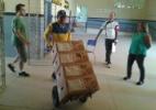 Correios entregam urnas eletrônicas em Alagoas - Assessoria