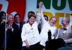Dilma é reeleita na disputa mais apertada da história; PT ganha 4º mandato - Pedro Ladeira/Folhapress