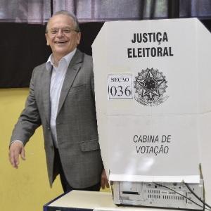 """""""A minha cota de participação eleitoral está esgotada"""", disse Tarso"""