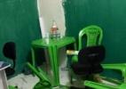 Comitê do candidato ao governo do Ceará teria sido invadido e saqueado - Divulgação