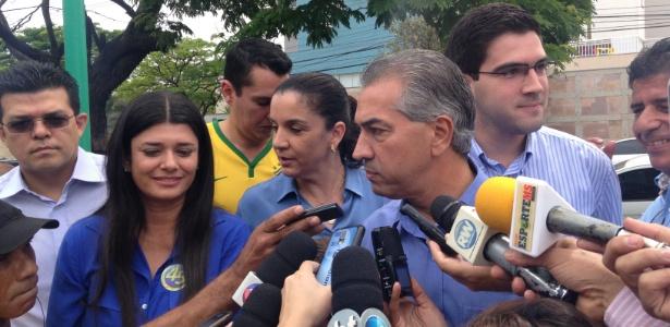 Reinaldo Azambuja (PSDB) é o governador eleito de Mato Grosso do Sul