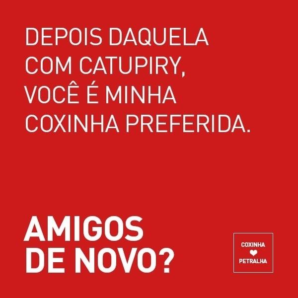 27.out.2014 - Internautas criam mensagens para que amigos que brigaram durante a campanha eleitoral possam fazer as pazes