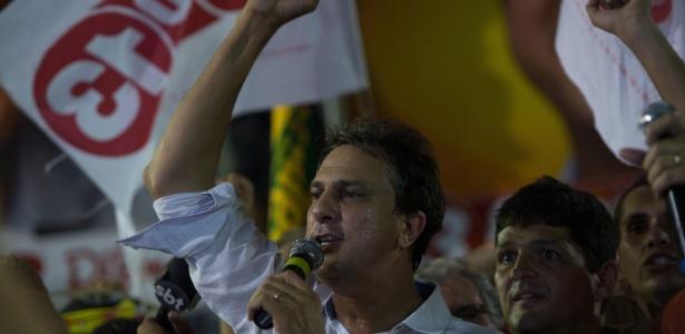O governador Camilo Santana (PT)