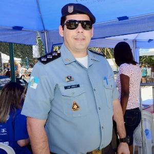 """O capitão Leo Ludolff, comandante da UPP da Chatuba, afirmou nesta terça-feira (28) que a ordem """"não foi clara"""" e já foi revogada - Divulgação/UPP-RJ"""
