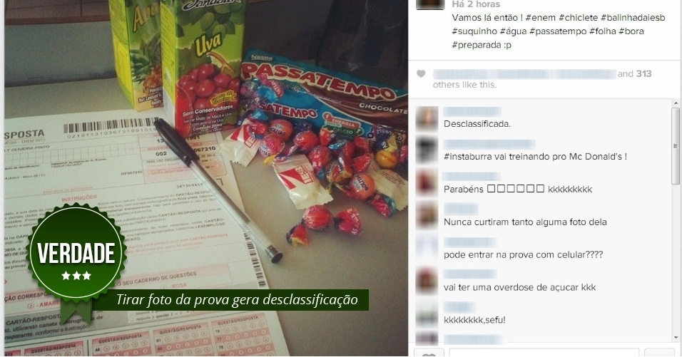 Mitos e verdades do Enem