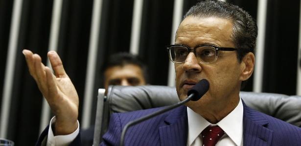 Henrique Alves (PMDB-RJ) foi ministro do Turismo do governo Temer e deputado federal - André Dusek/Estadão Conteúdo