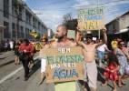 Paulistanos se manifestam contra a falta de água no Estado - Renato S. Cerqueira/Futura Press/Estadão Conteúdo