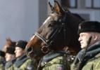 No leste da Ucrânia, a guerra virou parte do cotidiano da população (Foto: Alexander Khudoteply - 4.nov.2014/ AFP)
